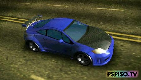Обзор Need for Speed Most Wanted 5-1-0 - коды для psp, эмуляторы psp, psp бесплатно, psp go.