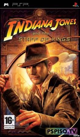 Обзор Indiana Jones and the Staff of Kings  (от Starpetz) - скачать игры для psp,  psp slim, для psp,  psp игры.