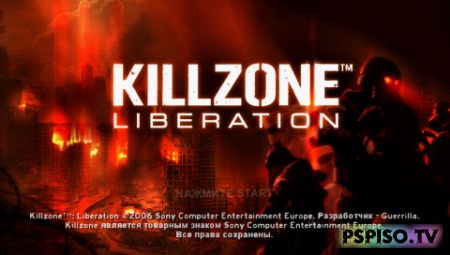 �����-����� Killzone Liberation (by Delph)