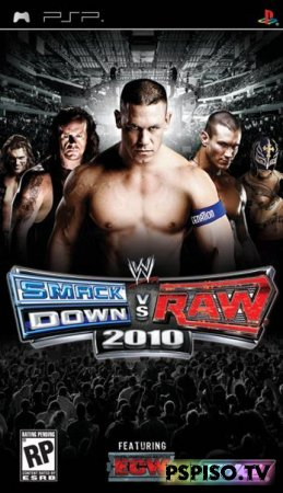 Обзор игры Smackdown vs Raw 2010(by Андрей 18)