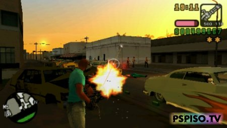 Обзор Grand Theft Auto: Vice City Stories - psp soft, игры для psp, psp go, скачат игры на psp.