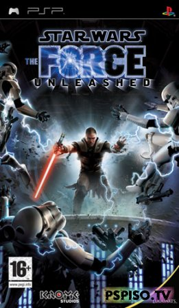 Обзор Star Wars: The Force Unleashed - игры psp,  psp игры,  псп,  psp go.