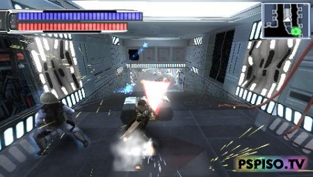 Обзор Star Wars: The Force Unleashed - прошивка psp, коды для psp, игры psp, psp.