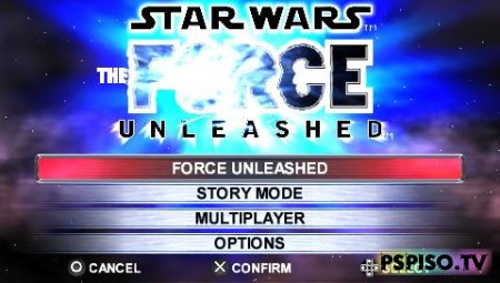 Обзор Star Wars: The Force Unleashed - psp soft, коды для psp,  скачат игры на psp, psp игры.