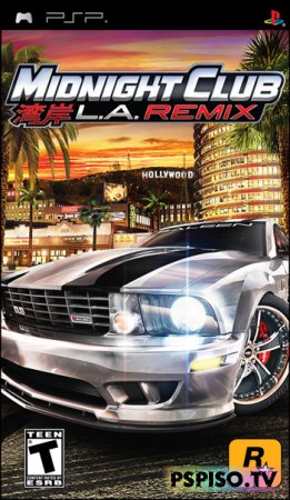 Midnight Club: Los Angeles Remix (made by Saka)