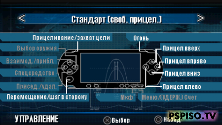Syphon Filter Logans Shadow ISO RUS - прошивки для psp, эмуляторы psp,  игры для psp, коды для psp.