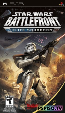 Star Wars Battlefront: Elite Squadron - USA