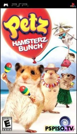Petz Hamsterz Bunch - USA