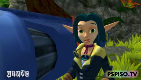 Jak and Daxter: The Lost Frontier - RUS