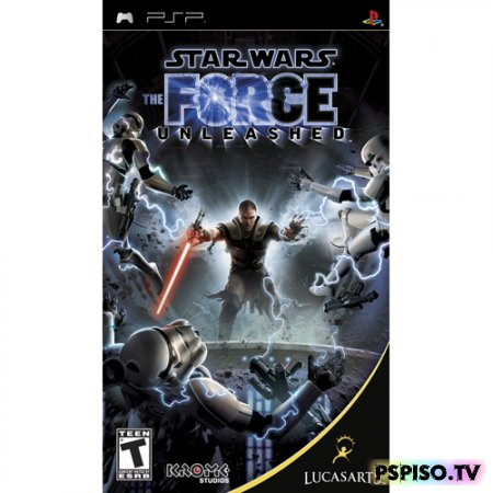 Обзор игры Star Wars : The Force Unleashed