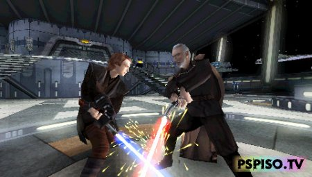 Обзор игры Star Wars : The Force Unleashed - psp скачать, psp soft,  psp slim,  прошивка psp.