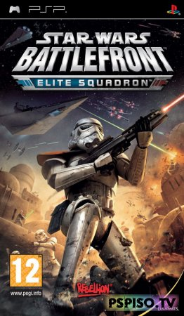 Star Wars Battlefront: Elite Squadron [USA] [Rip]