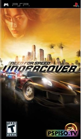 ����� need for speed undercover [BY maikal]