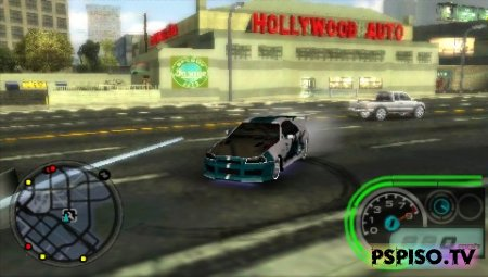 Midnight Club: Los Angeles Remix (made by Saka) - игры psp, psp, psp скачать, эмуляторы psp.