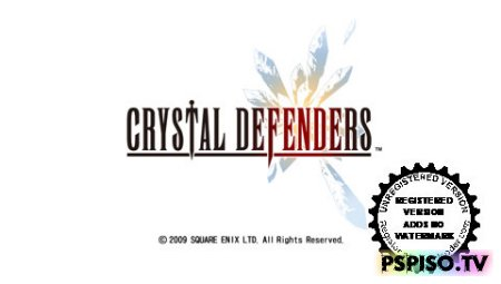 Crystal Defenders [USA]:Ревью