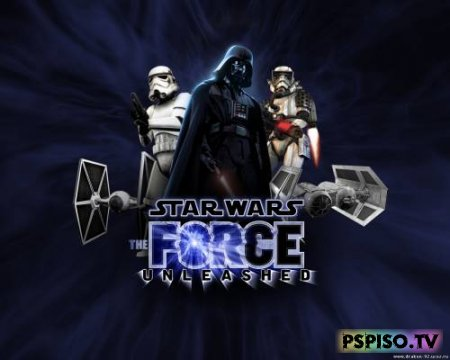 Видеообзор Star Wars:The Force Unleashed