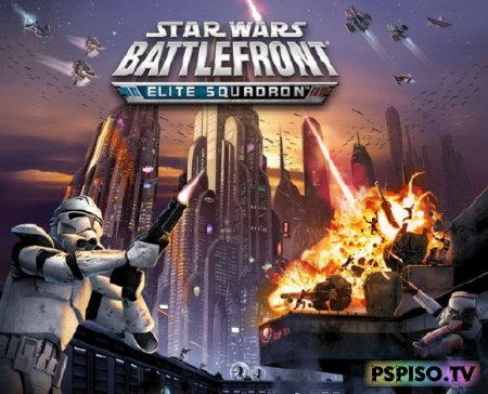 Star Wars Battlefront: Elite Squadron - EUR