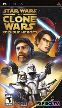 Star Wars: The Clone Wars - Republic Heroes [EUR] [Rip]