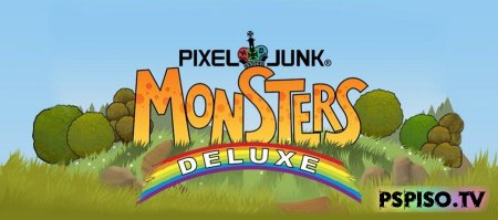 �����-����� PixelJunk Monsters Deluxe (by Edik cool boy)