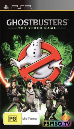 Ghostbusters The Video Game - EUR