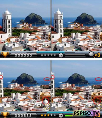 Spot The Differences EUR / USA - psp gta, ������ psp, ������� ����� ��� psp, �������� psp 5.03.