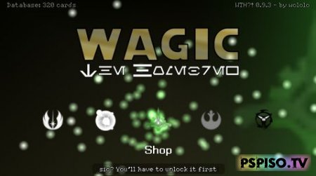 Wagic The Homebrew 0.9.3 StarWars-Mod