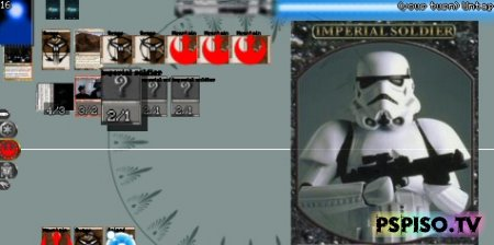 Wagic The Homebrew 0.9.3 StarWars-Mod - psp скачать ,  psp go, psp, игры psp.