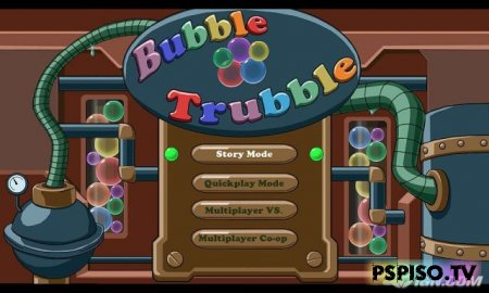 Bubble Trubble - USA