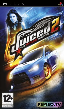 Обзор Juiced: Hot Import Nights