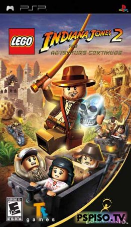 LEGO Indiana Jones 2: The Adventure Continues - USA
