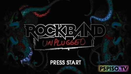 Обзор игры Rock Band: Unplugged