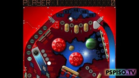 Pinball Dreams EUR MINIS-FULL - прошивка psp,  бесплатно, psp,  программы.