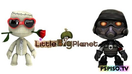Тема Little Big Planet