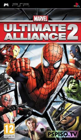 Marvel: Ultimate Alliance 2 - EUR