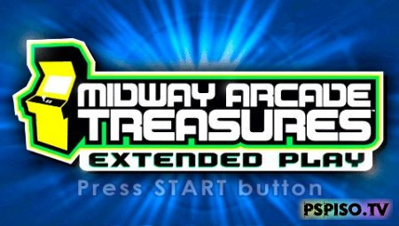Видеообзор Midway Arcade Treasures Extended Play (Rob_digit)