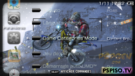 Game Categories Revised v12 - psp slim �����, sony psp, �������� psp 5.03, ������ ���� �� psp.