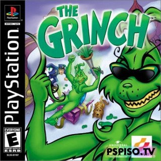 The Grinch [PSX] [ENG]