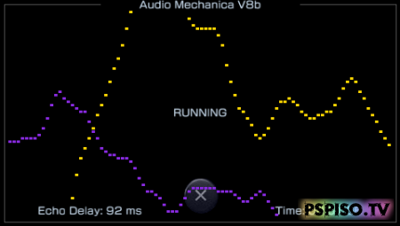 Audio Mechanica V8d (Диктофон для PSP)