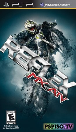 MX vs ATV Reflex - ENG
