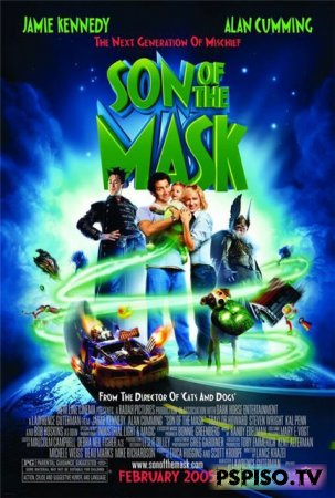 Сын Маски  Son of the Mask [DVDRip]