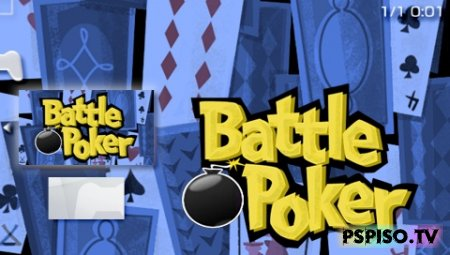 Battle Poker - USA - PSN
