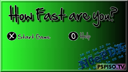 How Fast are you? v1.0