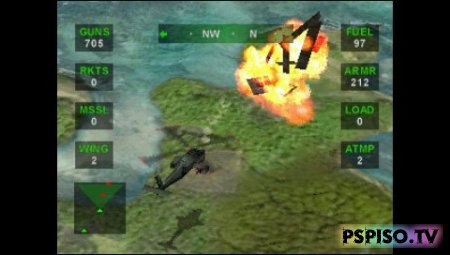 [PSX] Nuclear Strike [FULL, ENG]