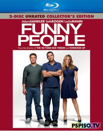 ���������� / Funny People (2009) [��������|������] [UNRATED] HDrip