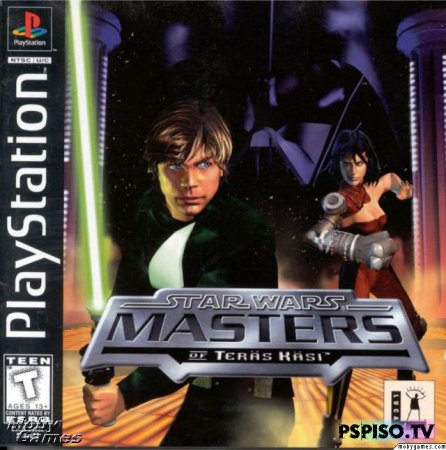 Star Wars Masters of Teras Kasi (ENG) [PSX] [FULL]