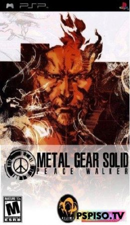 Metal Gear Solid: Peace Walker EUR DEMO