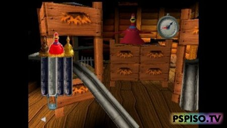 Chicken Run [PSX] [RUS]