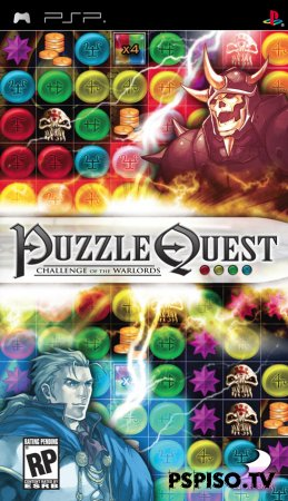 Puzzle Quest. Challenge of the warlords [OST]