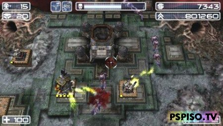 Savage Moon The Hera Campaign - USA - psp, psp 3008,  программы,  игры на psp.