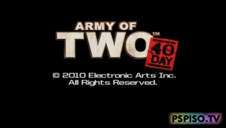 Army of Two The 40th DayENGDEMO - ����� ��� psp, ������ ���� �� psp ���������, ����� psp, ����� ����� psp.